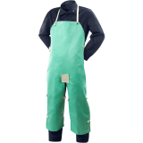 Steiner Weldlite Flame Retardant Cotton Split Leg Bib Apron 10372