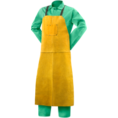Steiner Leather Bib Apron 82166