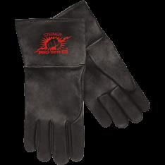 Steiner 0235 Pro-Series MegaMIG Heavyweight Goatskin Welding Gloves Small