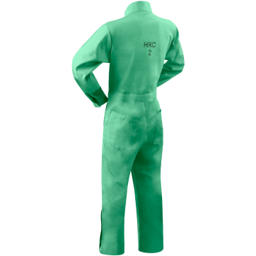 / Steiner Arc Protech Flash Flame Retardant Cotton Coveralls 1035af