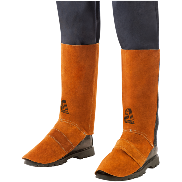 /Steiner Leather Spats 12186