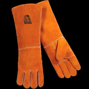 A Heavy Duty Welding Gloves